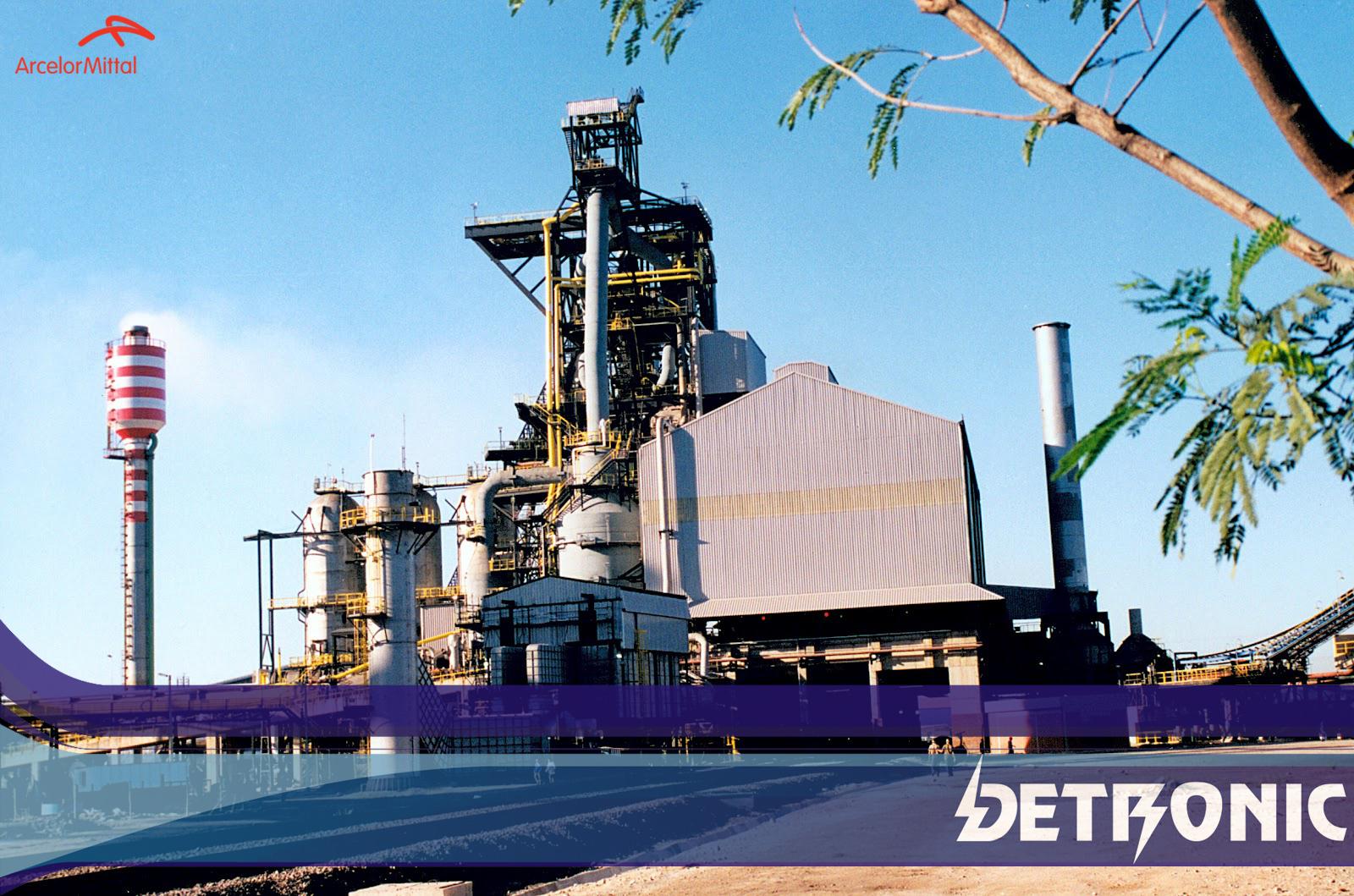Reforma Alto-Forno 1: Marco inédito na siderurgia mundial