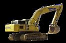 Escavadeira de até 70 ton