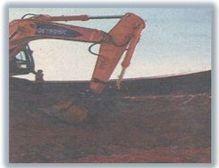 Gramado do Mineirão rebaixado