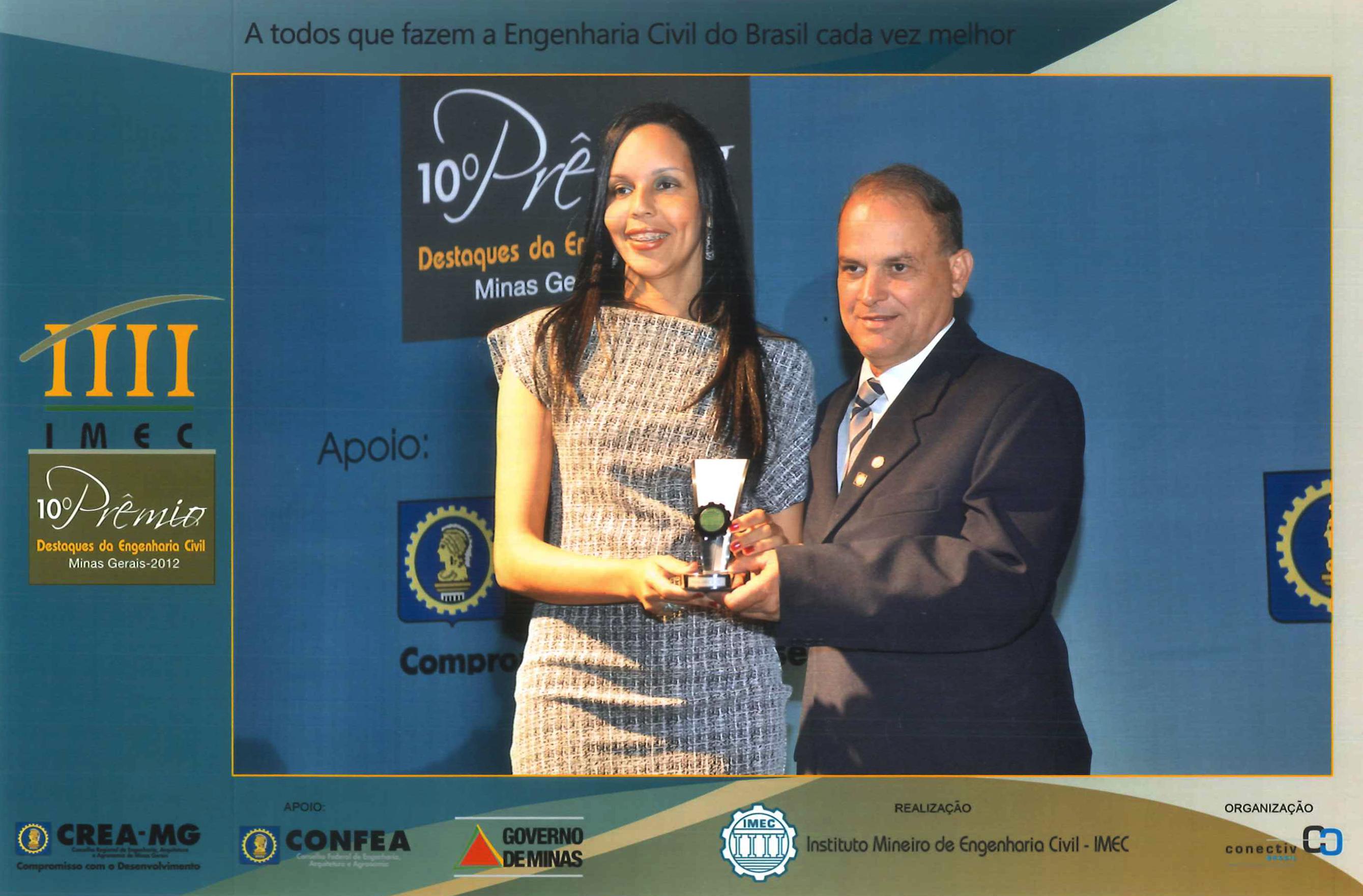 Prêmio IMEC 2012 - Destaques da Engenharia